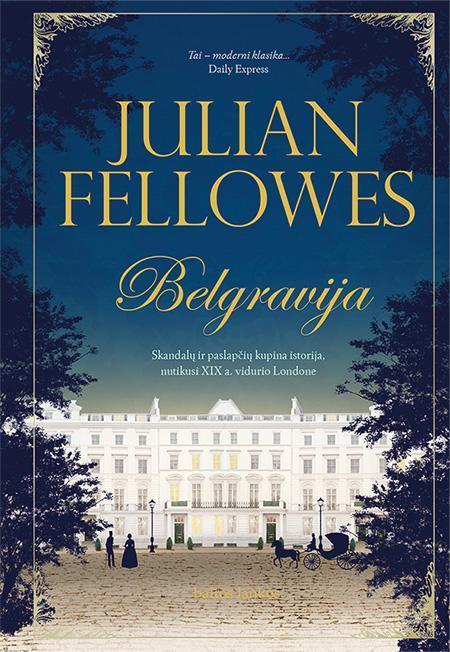 Belgravija | Julian Fellowes