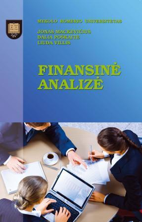 Finansinė analizė | Jonas Mackevičius, Dalia Poškaitė ir kt.