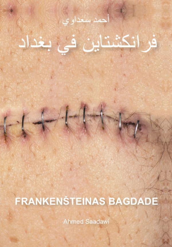 Frankenšteinas Bagdade | Ahmed Saadawi