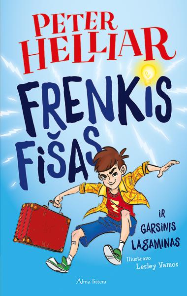 Frenkis Fišas ir garsinis lagaminas | Peter Helliar