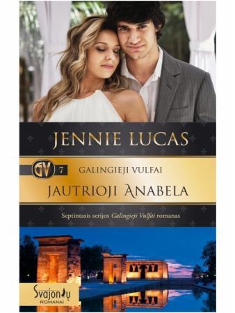 Galingieji Vulfai. Jautrioji Anabela | Jennie Lucas