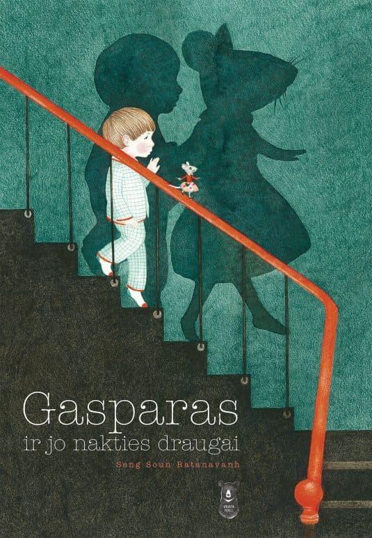 Gasparas ir jo nakties draugai | Seng Soun Ratanavanh
