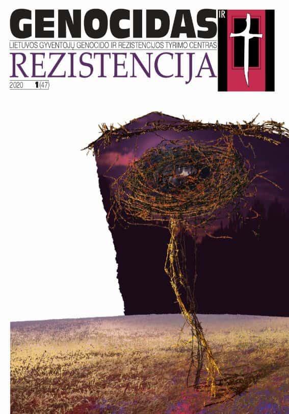 Genocidas ir rezistencija 2020, 1 (47)  