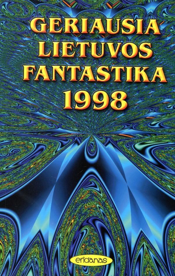 Geriausia Lietuvos fantastika 1998 |