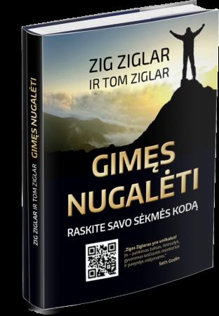 Gimęs nugalėti   Zig Ziglar, Tom Ziglar
