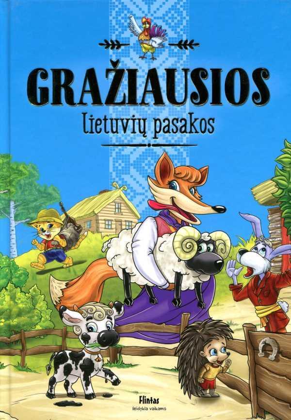 Gražiausios lietuvių pasakos  
