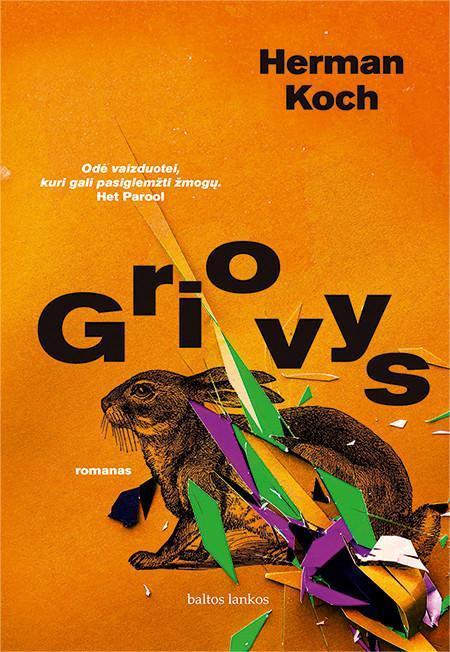 Griovys | Herman Koch