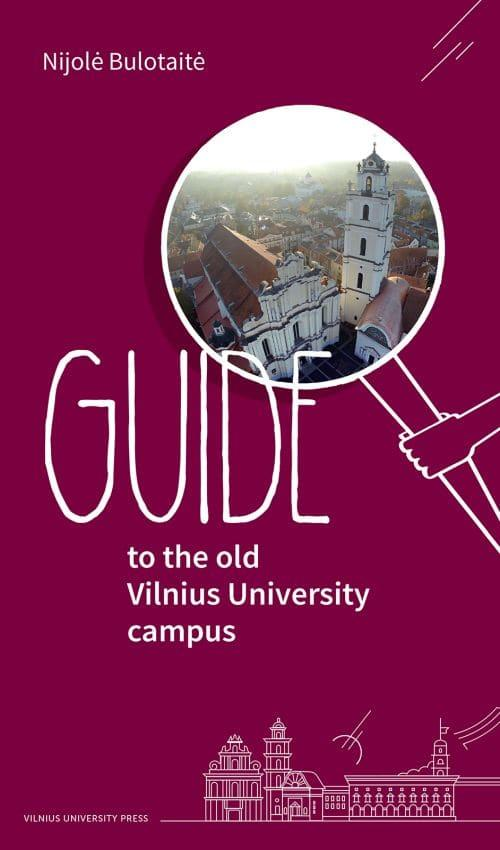Guide to the old Vilnius University campus |