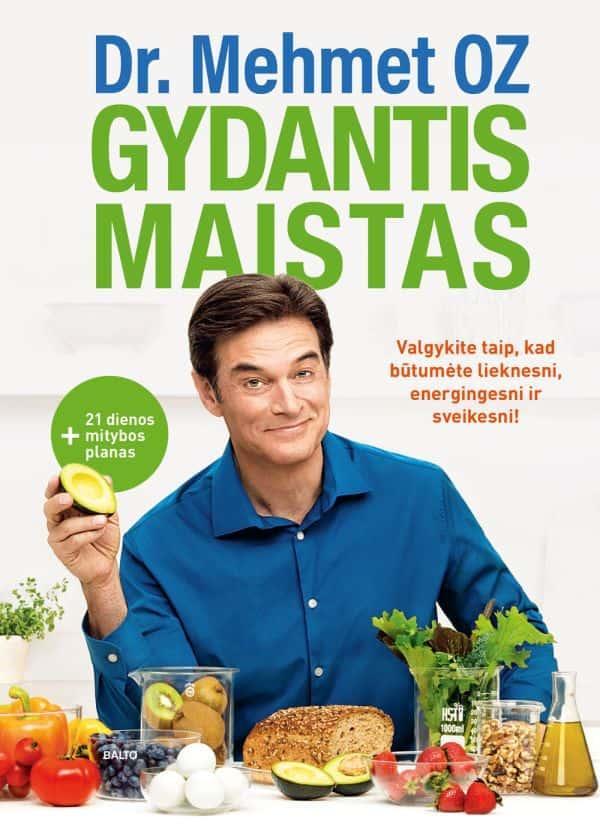 Gydantis maistas | Mehmet Oz