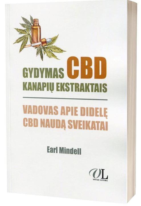 Gydymas kanapių CBD ekstraktais | Earl Mindell