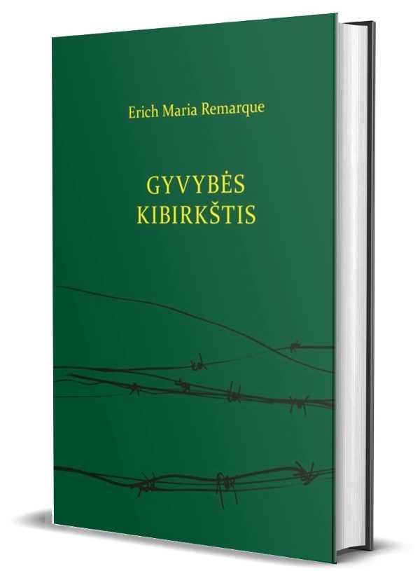 Gyvybės kibirkštis (Munken Premium)   Erich Maria Remarque