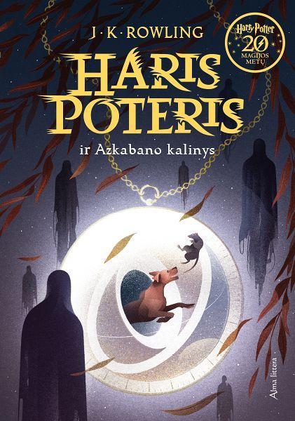 Haris Poteris ir Azkabano kalinys. 3 dalis | J. K. Rowling