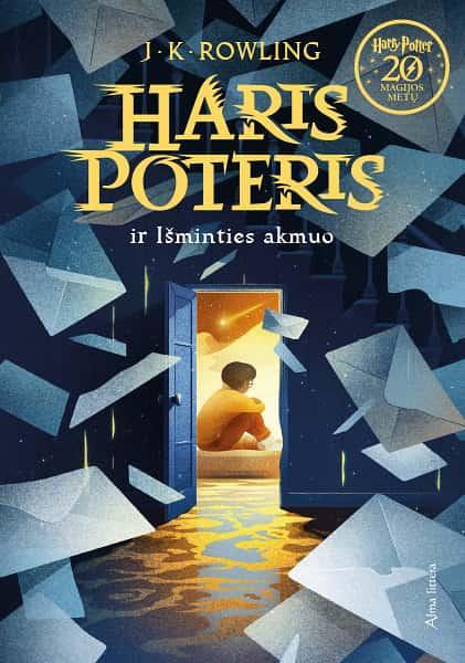 Haris Poteris ir Išminties akmuo. 1 dalis   J. K. Rowling