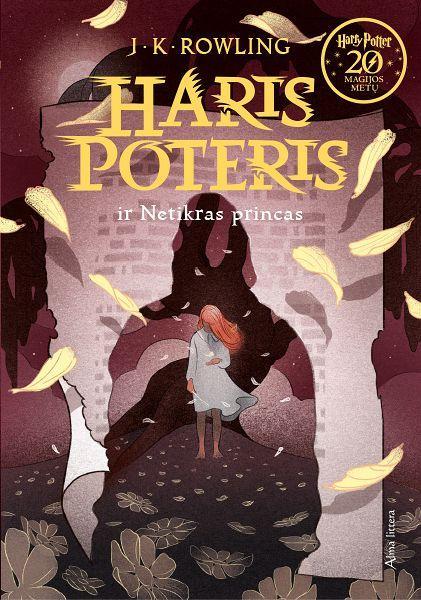 Haris Poteris ir Netikras Princas. 6 dalis | J. K. Rowling