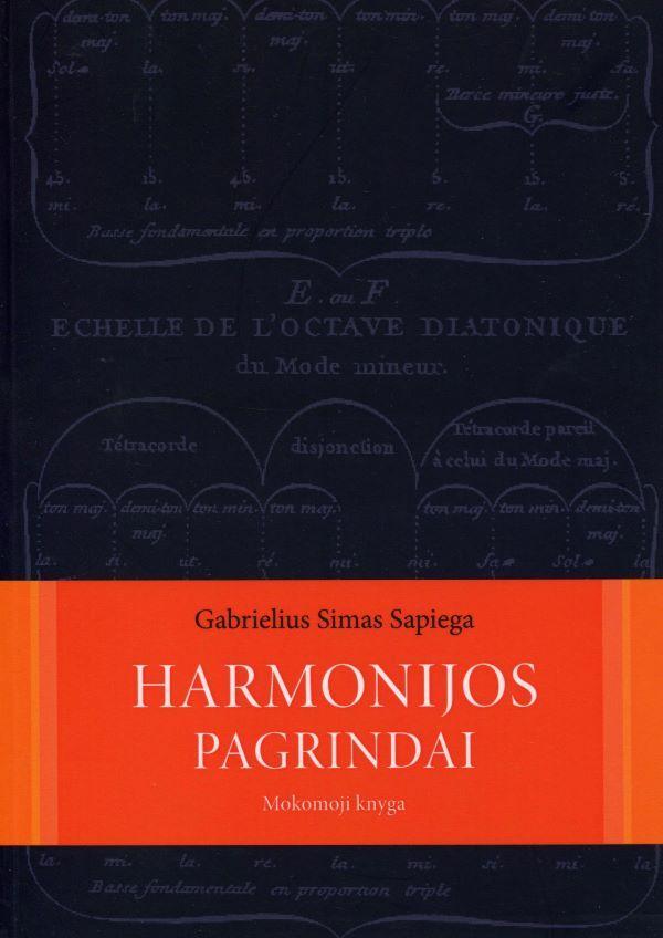 Harmonijos pagrindai | Gabrielius Simas Sapiega