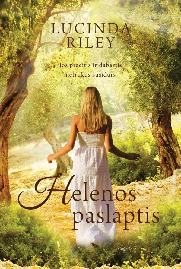 Helenos paslaptis | Lucinda Riley