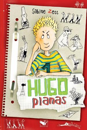 Hugo planas. Antra dalis   Sabine Zett
