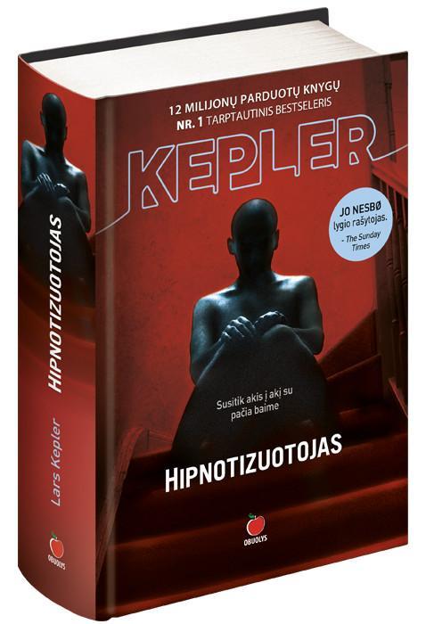 Hipnotizuotojas | Lars Kepler