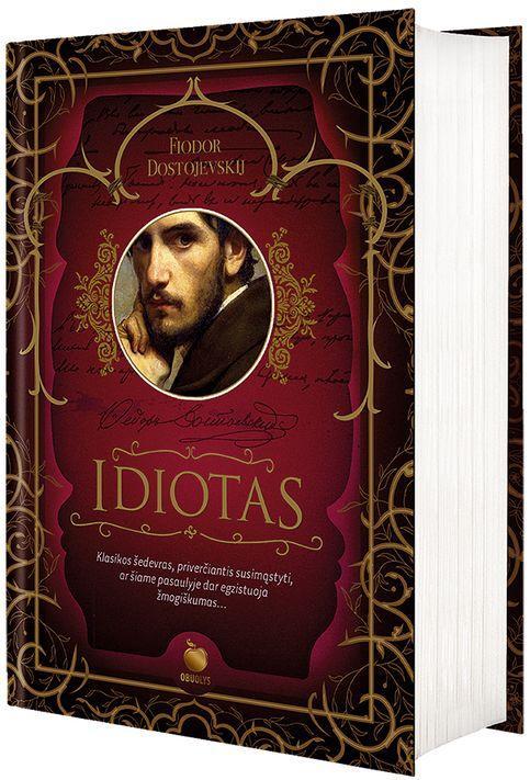 Idiotas | Fiodoras Dostojevskis