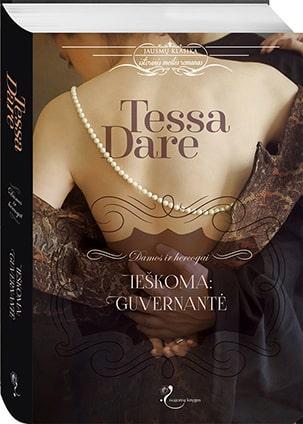 Ieškoma: guvernantė | Tessa Dare