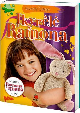 Įkyrėlė Ramona | Beverly Cleary