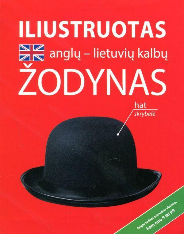 Iliustruotas anglų-lietuvių kalbų žodynas |