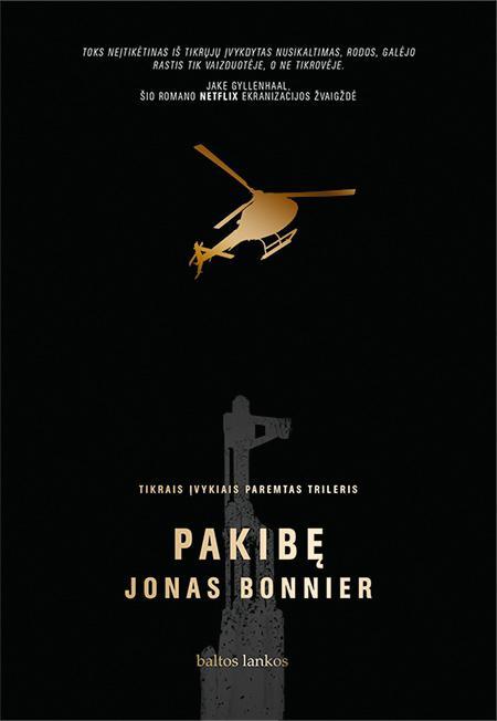 Pakibę   Jonas Bonnier
