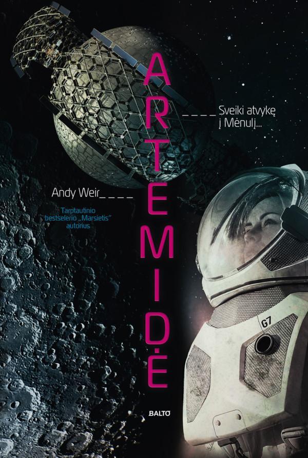 Artemidė | Andy Weir
