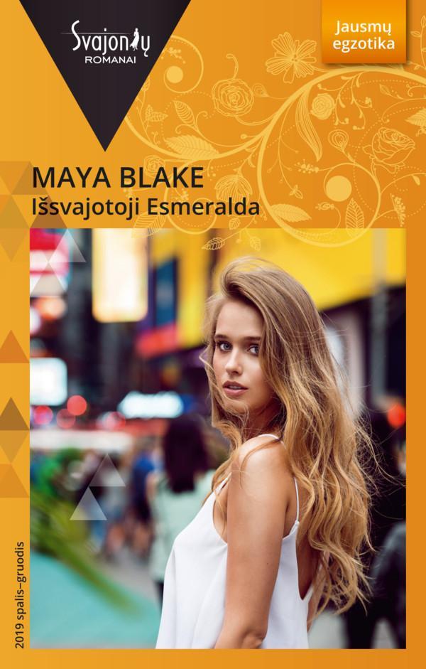 Išsvajotoji Esmeralda (Jausmų egzotika) | Maya Blake