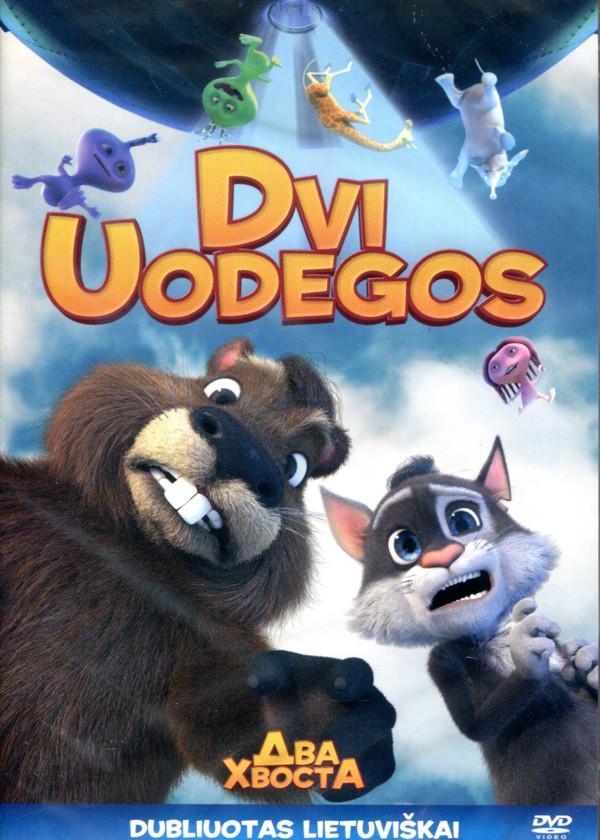 Dvi uodegos (DVD) |
