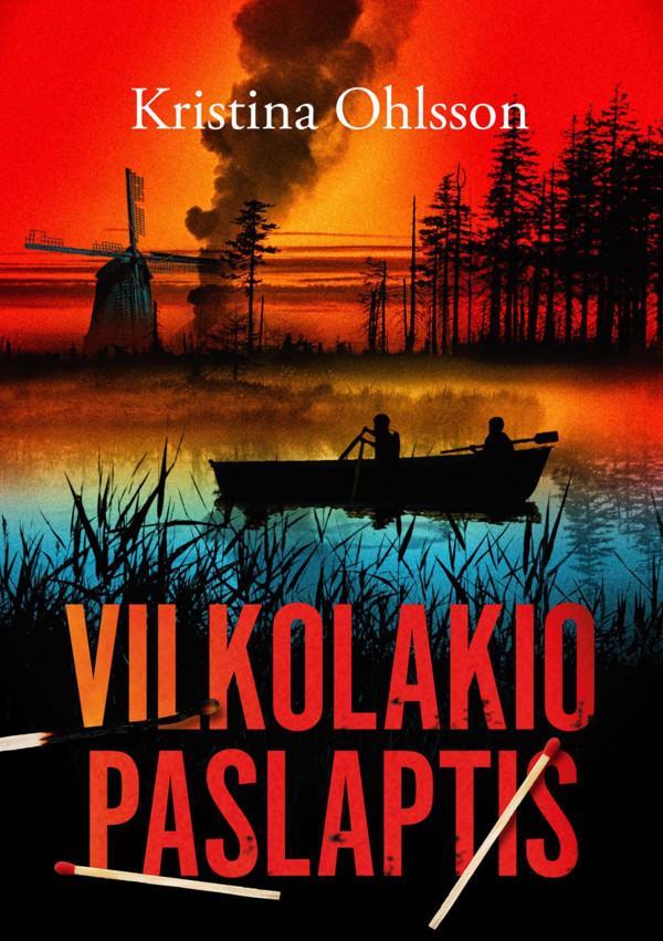 Vilkolakio paslaptis | Kristina Ohlsson