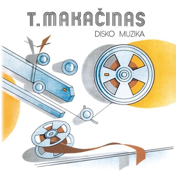 Teisutis Makačinas. Disko muzika (CD) |