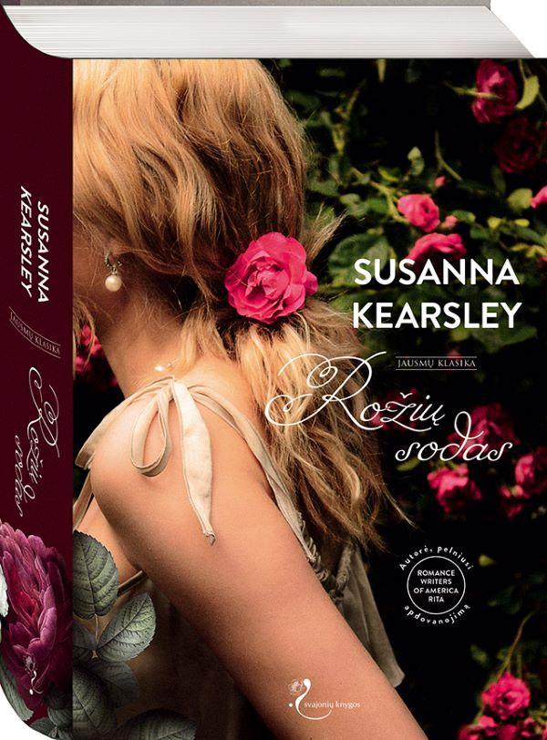 Rožių sodas   Susanna Kearsley