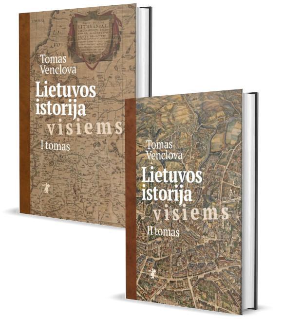Lietuvos istorija visiems, I-II tomai | Tomas Venclova