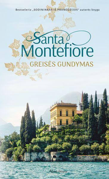 Greisės gundymas   Santa Montefiore