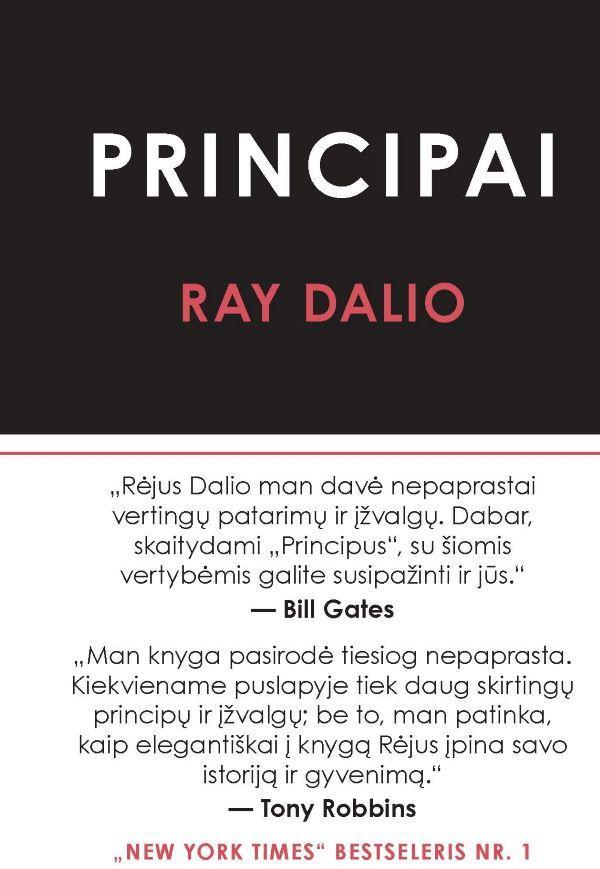 Principai | Ray Dalio