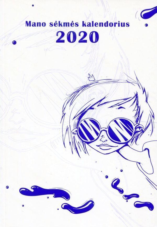 Mano sėkmės kalendorius 2020 | Virginija Dambrauskienė