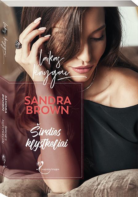 Širdies klystkeliai | Sandra Brown