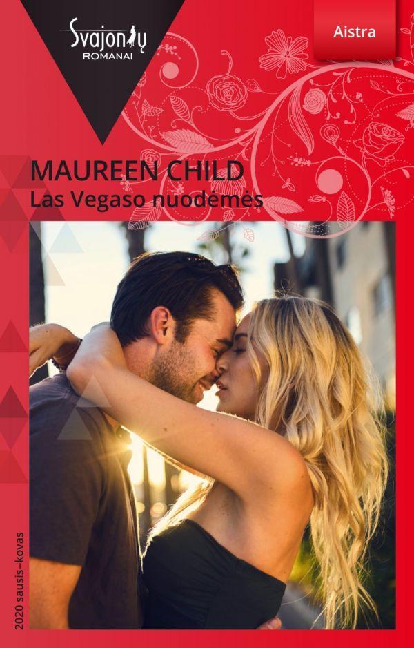 Las Vegaso nuodėmės (Aistra)   Maureen Child