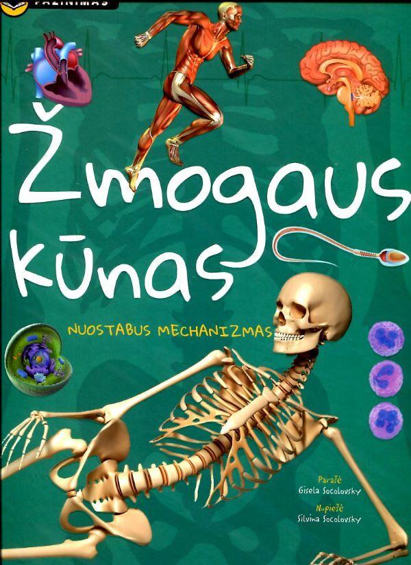 Pažinimas. Žmogaus kūnas |