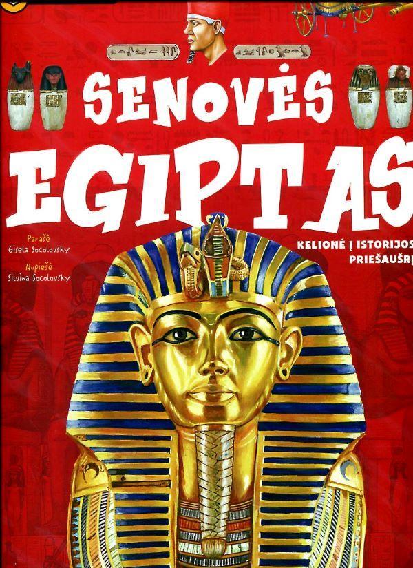 Pažinimas. Senovės Egiptas |