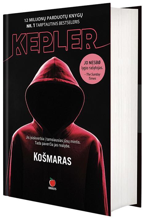 Košmaras | Lars Kepler