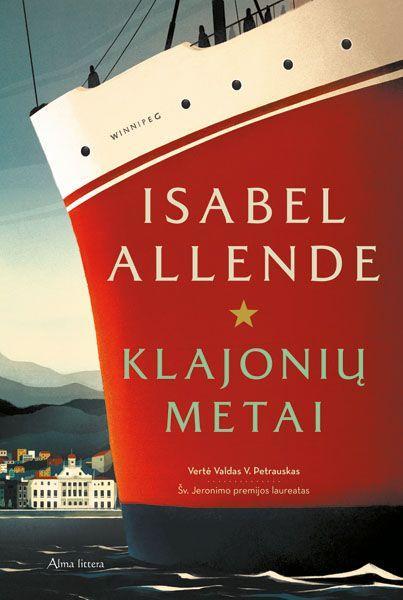 Klajonių metai | Isabel Allende