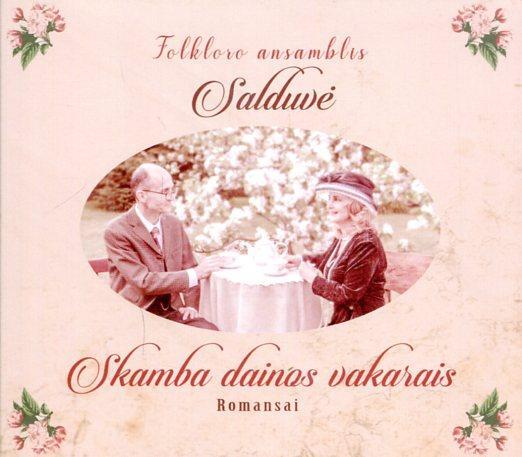Skamba dainos vakarais (CD) | Folkloro ansamblis