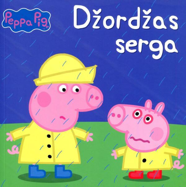 Peppa Pig. Džordžas serga  