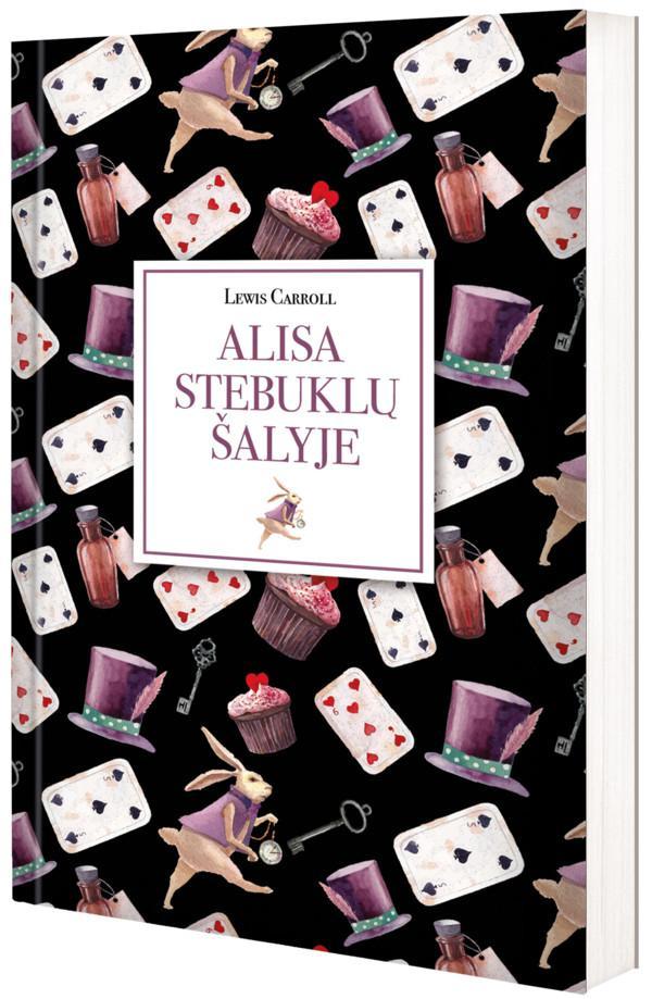 Alisa Stebuklų šalyje | Lewis Carroll