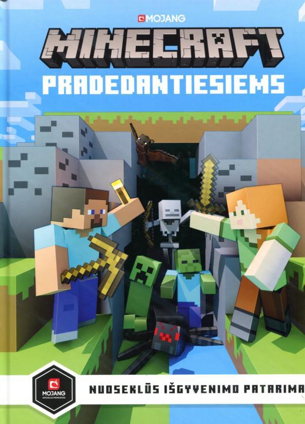 Minecraft pradedantiesiems | Stephanie Milton