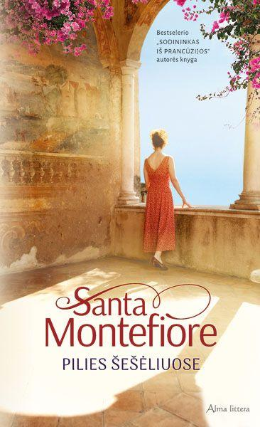 Pilies šešėliuose   Santa Montefiore