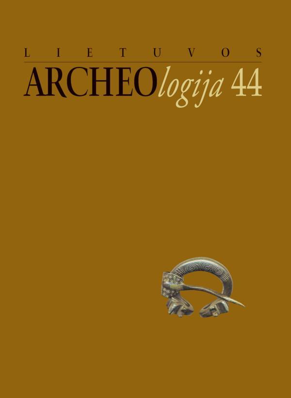 Lietuvos archeologija 44 |