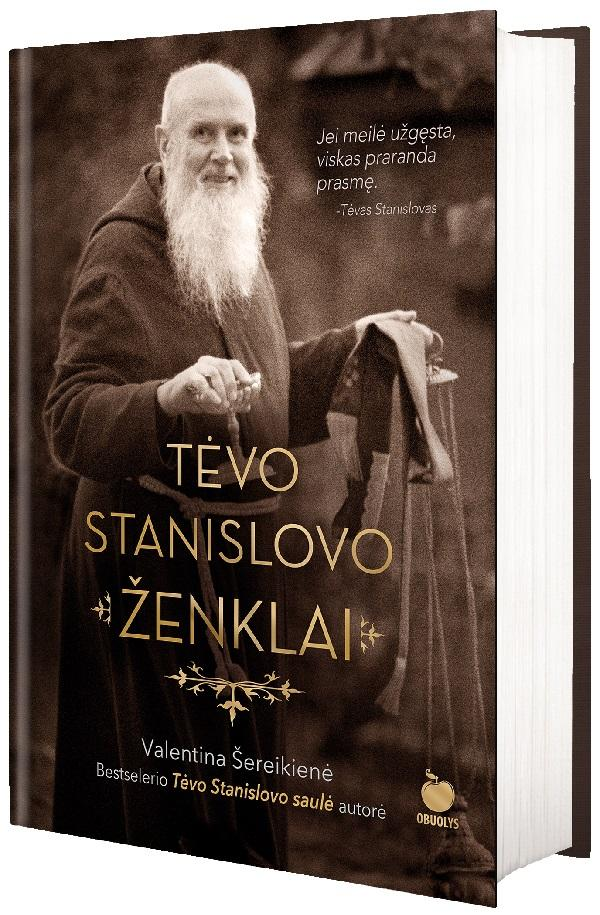 Tėvo Stanislovo ženklai | Valentina Šereikienė